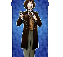 The Doctor - No. 8 by marlowinc