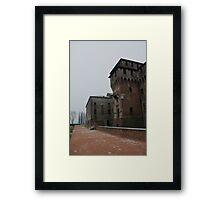 San Giorgio Castle Framed Print