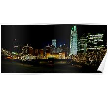 Downtown Omaha Poster