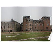 Castle of San Giorgio  Poster