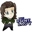 Temperance Brennan: The Bone Lady by ElocinMuse