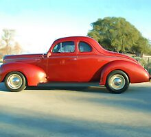 1940 Ford Business Coupe by jabrwill