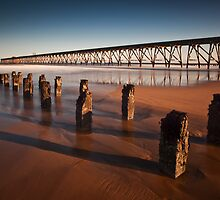 Steetley piers by Kane Young