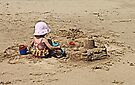 A Day At The Beach #2 by Evita
