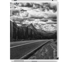 Cruising the Icefields Parkway iPad Case/Skin