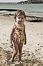 A Day At The Beach #3 by Evita