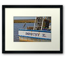 Dorothy's Friend Framed Print