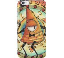 Gravity Falls- Bill iPhone Case/Skin