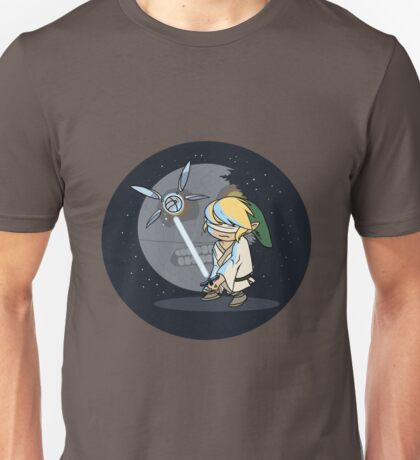 Use the Triforce Link Unisex T-Shirt