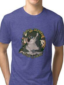 Much Zelda, Such Doge Tri-blend T-Shirt