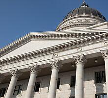 Capitol Building Facade by Phill Danze