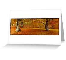 Between Us Greeting Card
