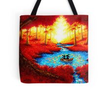 CIRCLE OF HOPE Tote Bag