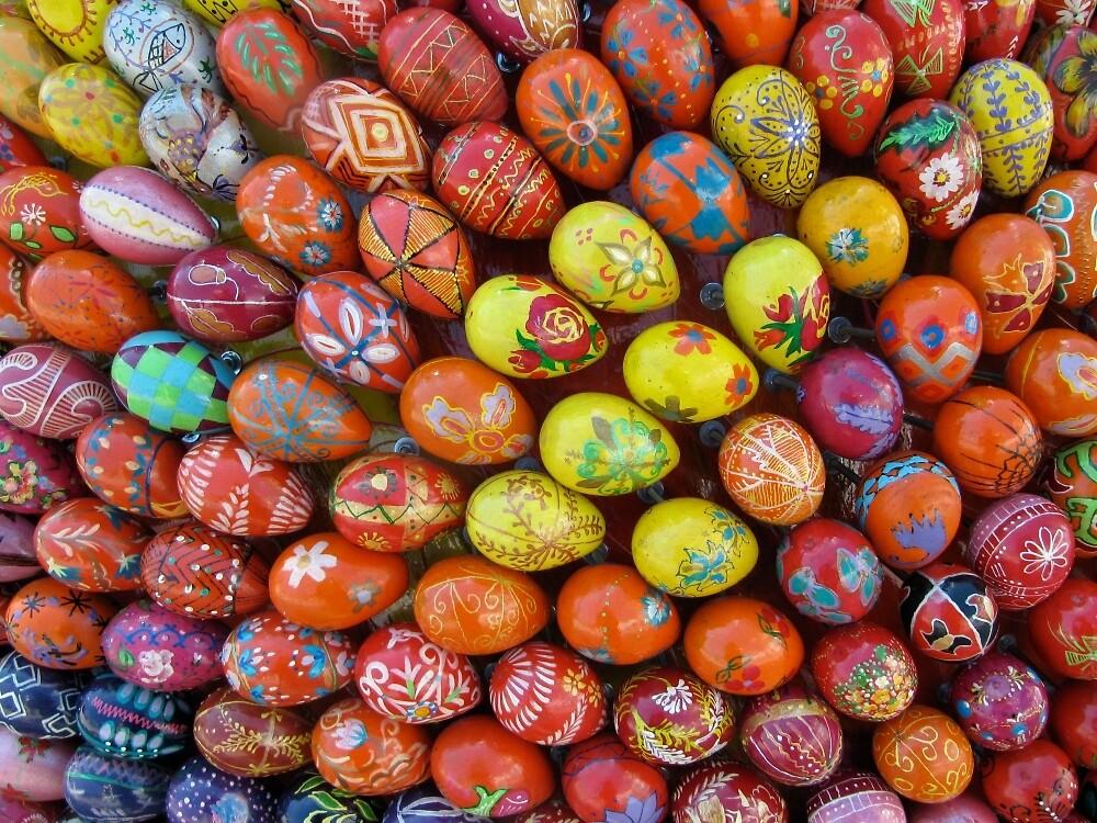 Eggs Ukrainian Style by calvinincalif