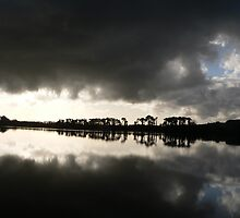 """Knockaderry Reservoir """"Reflections""""Co.Waterford.No1 by Pat Duggan"""
