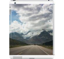 Big Road, Big Sky iPad Case/Skin
