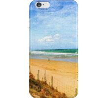 So far away from me ... iPhone Case/Skin