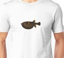 Brown and spotty Unisex T-Shirt