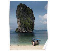 Thailand (Krabi) Poster