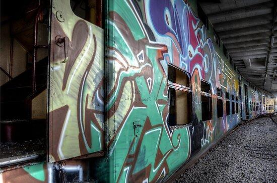 last station by Nicole W.