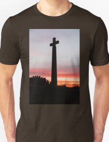 Stone Cross at Durham Cathedral T-Shirt