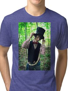 Mad as a Hatter Tri-blend T-Shirt