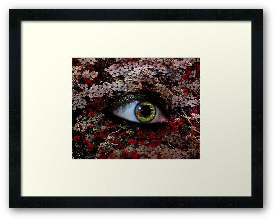 Visions Of Spring by Elizabeth Burton