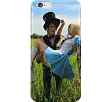The Mad Hatter's Fantasy  iPhone Case/Skin