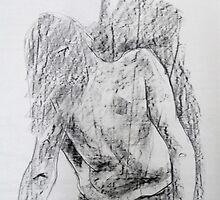 Warmup sketch of Zenta by Mick Kupresanin