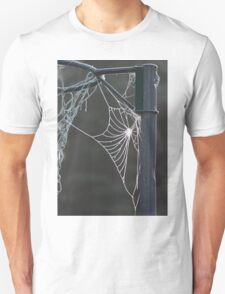 Frosty cobweb T-Shirt