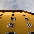 Annecy a Building by lukefarrugia