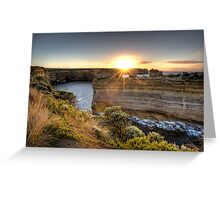 Great Ocean Road • Victoria • Australia Greeting Card