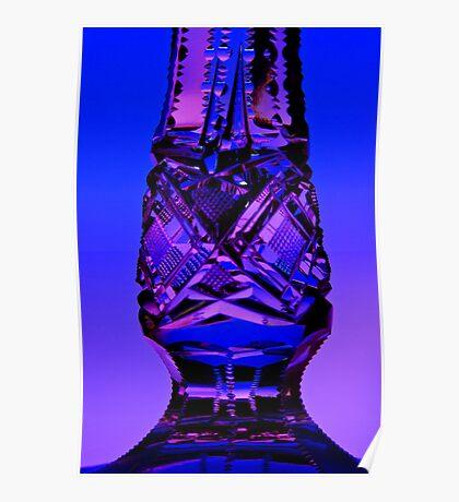 Crystal Vase Poster