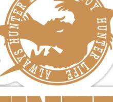 Monster Hunter International Hunting Club Sticker
