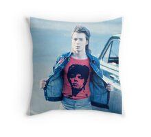 Sid Vicious Throw Pillow