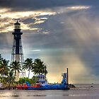 Hillsboro Lighthouse by njordphoto