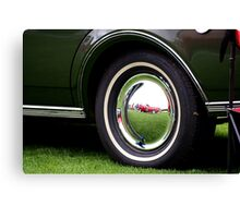 Ute Reflection Canvas Print