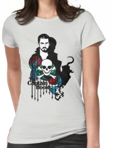 Shadows The Captain Hook Womens Fitted T-Shirt
