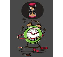 Lose Time Photographic Print