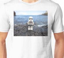 Dave Stormtrooper Tenerife at Beach Unisex T-Shirt