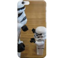 Dave Stormtrooper  Fathers Day Hug iPhone Case/Skin