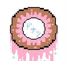 Pixel Donut by Reshma Zachariah