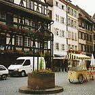 Strasbourg, Alsace by BronReid