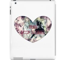 sailor moon queen serenity dead moon dreams iPad Case/Skin