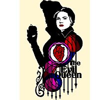 Shadows The Evil Queen Photographic Print