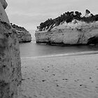 Loch Ard Gorge, Port Campbell by Laura Mitchell