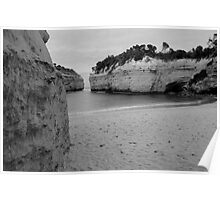 Loch Ard Gorge, Port Campbell Poster