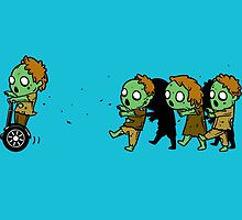 Zombies by Park Jennifer