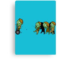Zombies Canvas Print