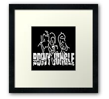 TOOTS - Bdwy Jungle Framed Print